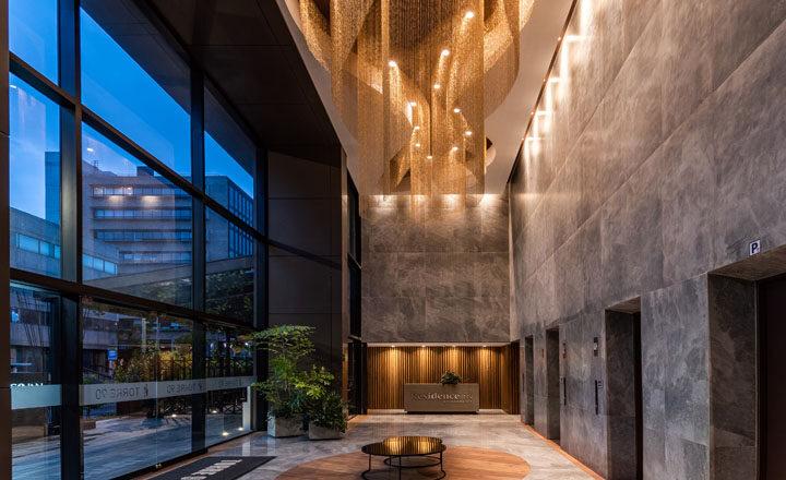 Residence Inn by Marriott debuta en Colombia ofreciendo vida de lujo en el corazón de Bogotá