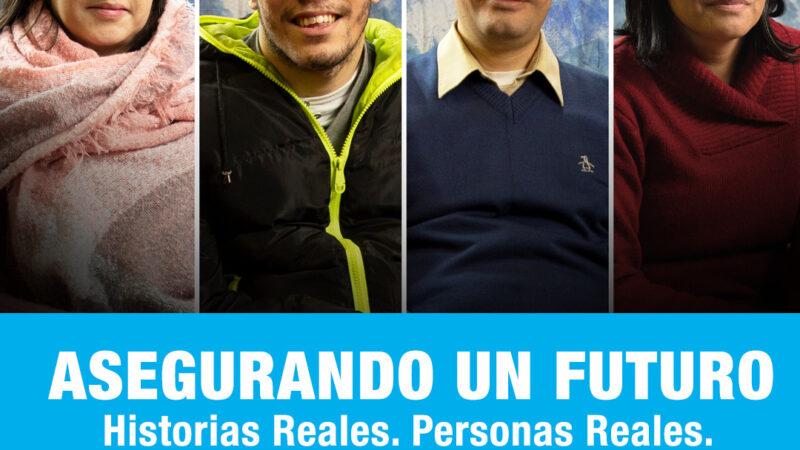 """Campaña """"Asegurando un futuro"""" de CILSA y La Segunda"""