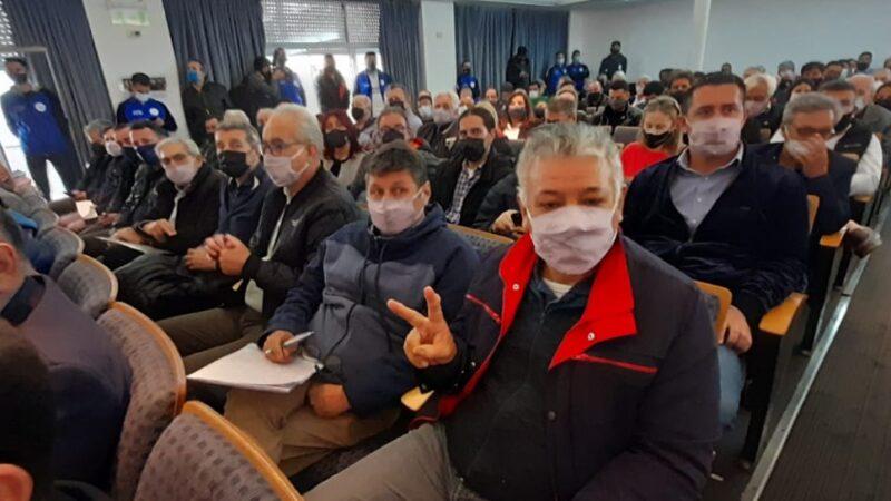 LUIS CÁCERES PARTICIPÓ DEL CONSEJO NACIONAL DEL SALARIO Y DEL COMITÉ CENTRAL CONFEDERAL DE LA CGT