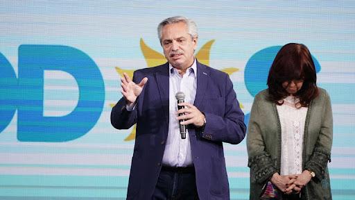 Contundente derrota del gobierno de Alberto Fernández y Cristina Kirchner