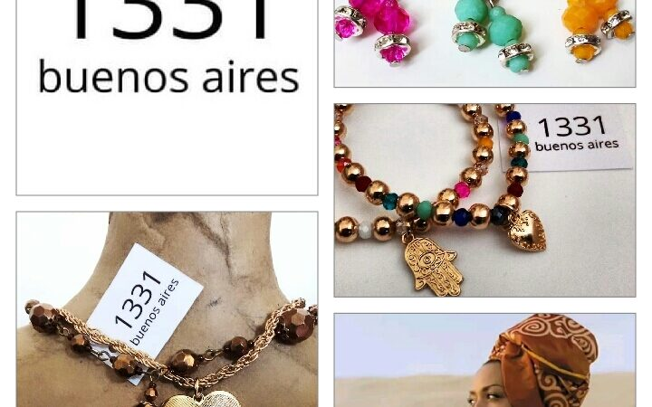 1331 BUENOS AIRES – ACCESORIOS QUE ARRANCAN SUSPIROS