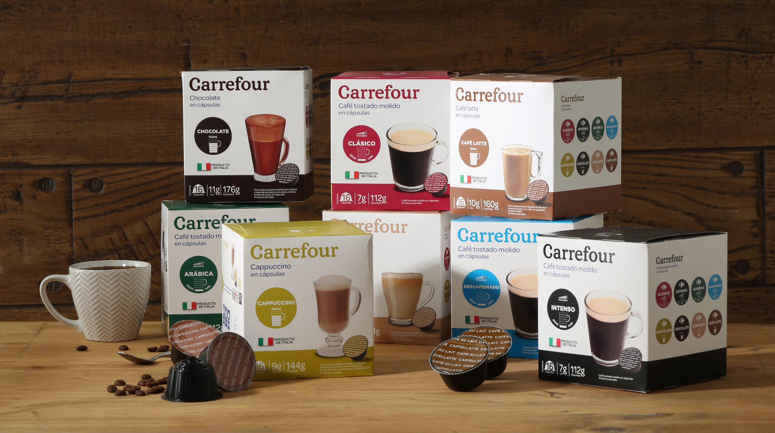 Carrefour Argentina celebra el Día Internacional del Café con su propuesta de cápsulas