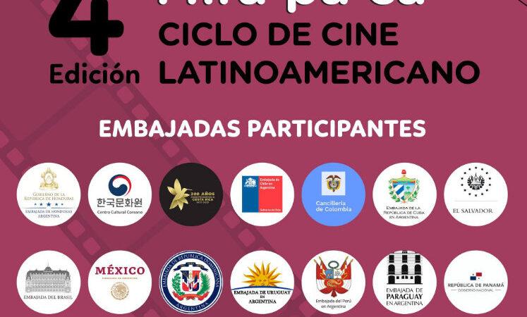 Últimos días para disfrutar de la 4° edición del ciclo de cine latinoamericano Mirá Pa'cá 2021